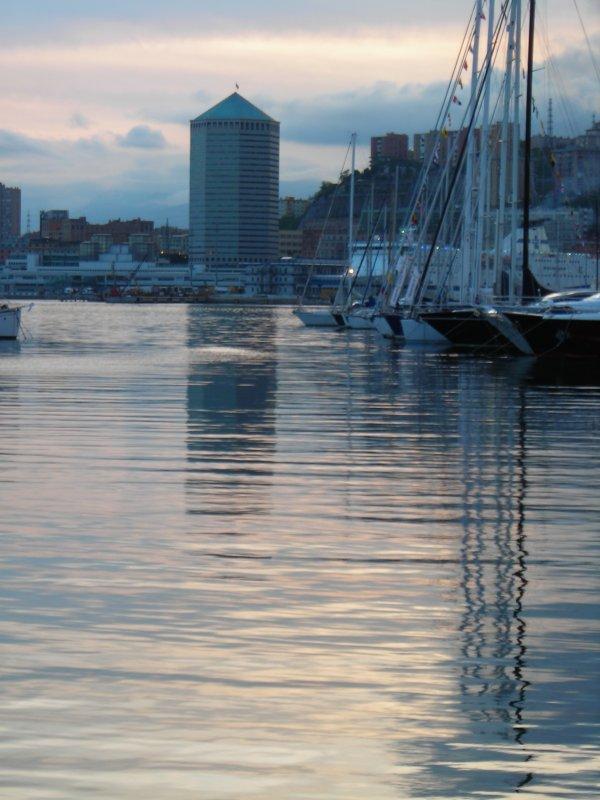 Maurizio-Porto di Genova